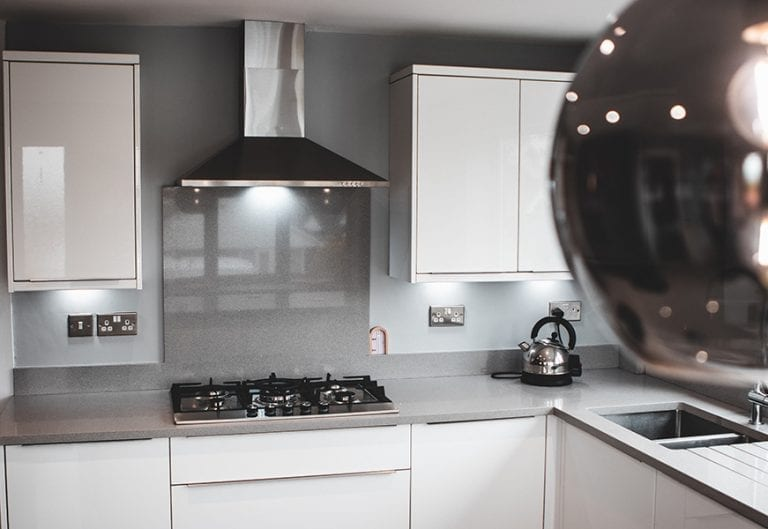 modern kitchen transformation cheshire