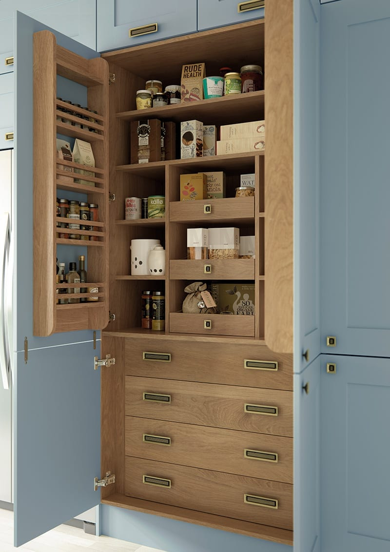 Kitchen Interior Cupboard ideas by Grappenhall Kitchen Company