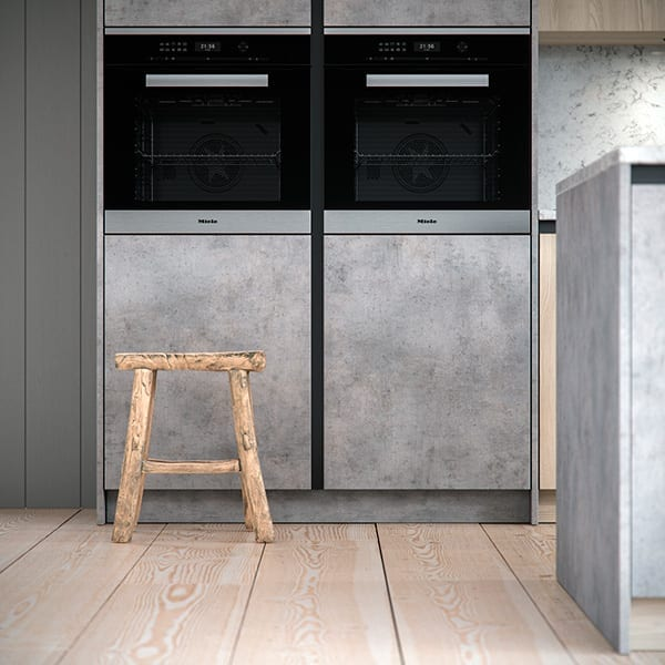 contemporary urban kitchen design cheshire
