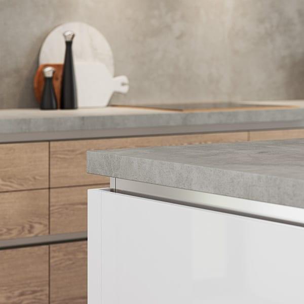 Modern kitchen design by Grappenhall Kitchen Company